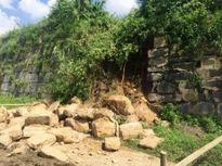 Tìm hướng khắc phục sạt lở tường Thành nhà Hồ