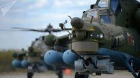 Nga lần đầu xuất khẩu trực thăng Mi-28NE với tổ hợp phòng vệ mới nhất