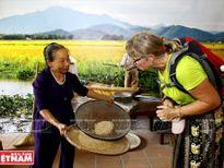 Trải nghiệm không gian trưng bày nông, ngư cụ truyền thống xứ Huế