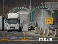 Hàn Quốc kiểm tra tình trạng cảnh giác tại khu phi quân sự