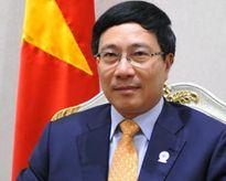 Phó Thủ tướng Phạm Bình Minh dự và phát biểu tại phiên thảo luận cấp cao của LHQ