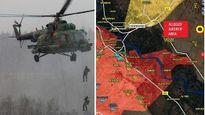 Đặc nhiệm Mỹ nhảy dù chiếm mỏ dầu Đông sông Euphrates?