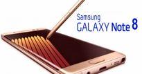Galaxy Note 8 phiên bản 2 sim đẹp mê ly giá chỉ 899 USD
