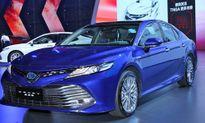 Toyota 'nhá hàng' Camry 2018 tại thị trường Trung Quốc