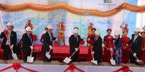 Khởi công xây dựng Khu công nghiệp Thăng Long - Vĩnh Phúc