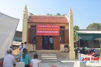 Chùa Phổ Độ bàn giao công trình nhà thờ mẹ VNAH