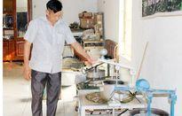 Thái Nguyên: Sản xuất chè hữu cơ, nông dân được phong nghệ nhân