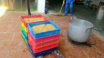 Quốc Oai (Hà Nội): Doanh nghiệp sản xuất bánh trung thu tiếp tục vi phạm quy định về ATVSTP