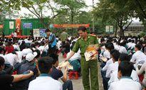 Hà Tĩnh: Nâng cao nhận thức của học sinh, sinh viên về tác hại của ma túy