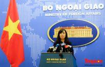 Bộ Ngoại giao trả lời báo chí về nỗ lực chống tham nhũng gần đây