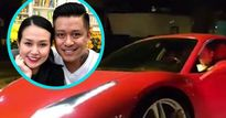 Tuấn Hưng phi 'ngựa chiến' Ferrari gần 20 tỷ trên phố đêm Hà Nội