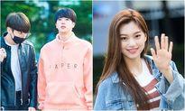 Dàn sao Kpop bận rộn khoe dáng trên đường đến Music Bank