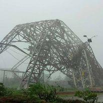 Thủ tướng đồng ý hỗ trợ 40 tỷ dựng lại tháp truyền hình bị đổ trong bão