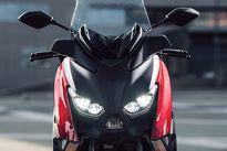 Yamaha X-Max 125cc - đối thủ xứng tầm của Honda PCX