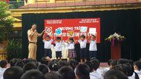 Tiểu học Hoàng Hoa Thám: Hình thành ý thức giao thông an toàn cho học sinh