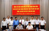 Mặt trận tổ quốc Việt Nam ký quy chế phối hợp với Bộ tư lệnh Hải Quân