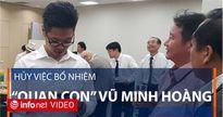 Cần Thơ: Hủy việc bổ nhiệm ông Vũ Minh Hoàng