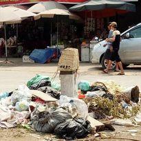 Huyện Lục Ngạn (Bắc Giang): 'Nóng' chuyện rác thải!