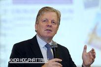 Cựu Thủ tướng Phần Lan Esko Aho: 'Đổi mới sáng tạo là phải biết chấp nhận rủi ro'