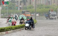 Dự báo thời tiết 22/9: Mưa dông diện rộng ở Nam Trung Bộ và Nam Bộ