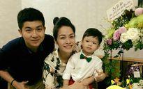 Chuyện showbiz: Nhật Kim Anh chia sẻ ảnh hạnh phúc bên chồng con