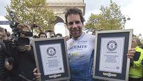 Kỷ lục đạp xe vòng quanh thế giới