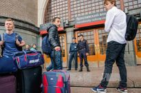 Nga sơ tán hàng nghìn người tại nhà ga ở Moskva do đồ vật khả nghi