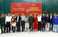 Tăng cường quan hệ đoàn kết nhân dân và quân đội vùng biên giới Việt - Trung