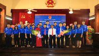 Đại hội đại biểu Đoàn Thanh niên TANDTC nhiệm kỳ 2017-2022