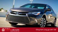 Toyota Camry tháng 9/2017 có giá từ 978 triệu đồng, có nên mua?