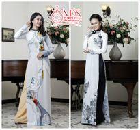 Thí sinh Miss Photo 2017 đua sắc cùng áo dài