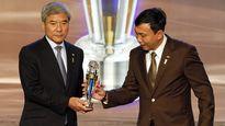 VFF 'bội thu' giải thưởng tại Gala tôn vinh bóng đá Đông Nam Á