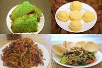 Món ngon trong tuần: Bánh Trung thu rau câu nhân sầu riêng, xúc xích, chè sắn, sữa chua hoa quả, bò tái chanh
