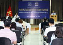 Ngoài tiếng Anh, ngoại ngữ nào cần được ưu tiên giảng dạy ở Việt Nam?