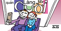 Hội quán Làng Cười thi kể chuyện cười (58)