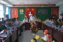 Phó Thủ tướng Trương Hòa Bình khảo sát công tác phòng, chống buôn lậu tại Long An