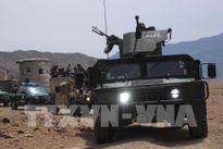 Đoàn xe của Đan Mạch bị tấn công tại thủ đô Kabul