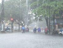 Dự báo thời tiết ngày 25/9: Phía Đông Bắc Bộ có mưa dông rải rác
