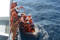 3 thuyền viên nguy kịch do ngạt khí gas trên biển