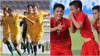 BXH vòng loại U16 châu Á 2018: U16 Việt Nam soán ngôi U16 Australia?