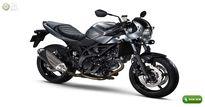 Suzuki sẽ ra mắt phiên bản SV650X vào tháng 10 tới