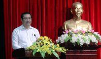 Chủ tịch UBND TP Đà Nẵng Huỳnh Đức Thơ: - Đoàn kết giữ gìn niềm tự hào TP Đà Nẵng trên đà phát triển