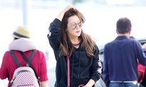 'Quý cô ưu tú' Kim Hee Sun sành điệu khi sang Việt Nam