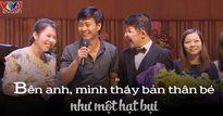 """MC Diệp Chi trăn trở """"nát óc"""" làm thế nào để bé Bôm vui mà Quốc Tuấn không giận"""