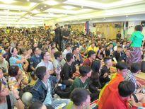 Phương Thanh 'cháy' hết mình tại ngày hội tự hào đồng tính Sài Gòn