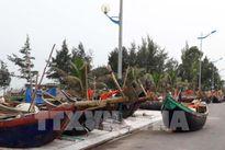 Thanh Hóa ứng phó với áp thấp nhiệt đới