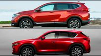 SUV cỡ nhỏ tốt nhất: Mazda CX-5 và Honda CR-V đứng đầu