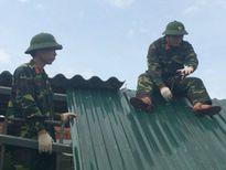 Hà Tĩnh, Nghệ An, Quảng Bình bị thiệt nặng nề vì bão số 10