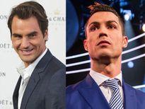 VĐV 'pin khỏe nhất' 2017: Federer sau Ronaldo, trên muôn người