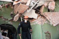 Sau động đất Mexico: Hàng trăm ngôi nhà có nguy cơ sập tiếp, dân lo sợ